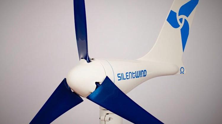 Silentwind wind generators: 12V, 24V, and 48V