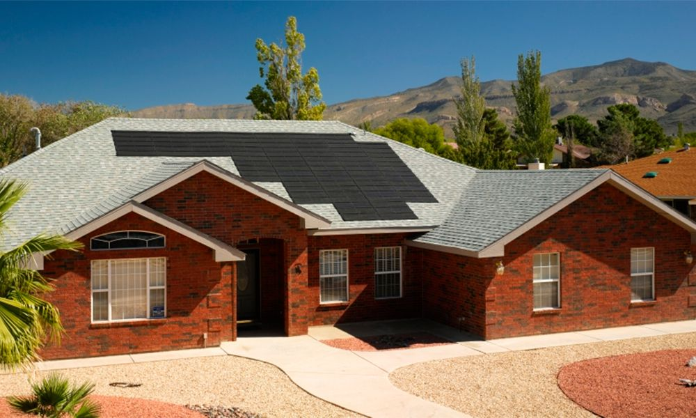 Apollo II Solar Shingles. Photo: CertainTeed