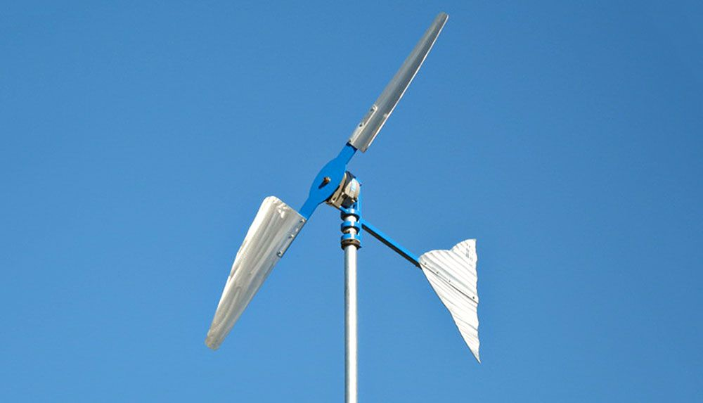 Windblue Lite Breeze Low Wind Generator Kit