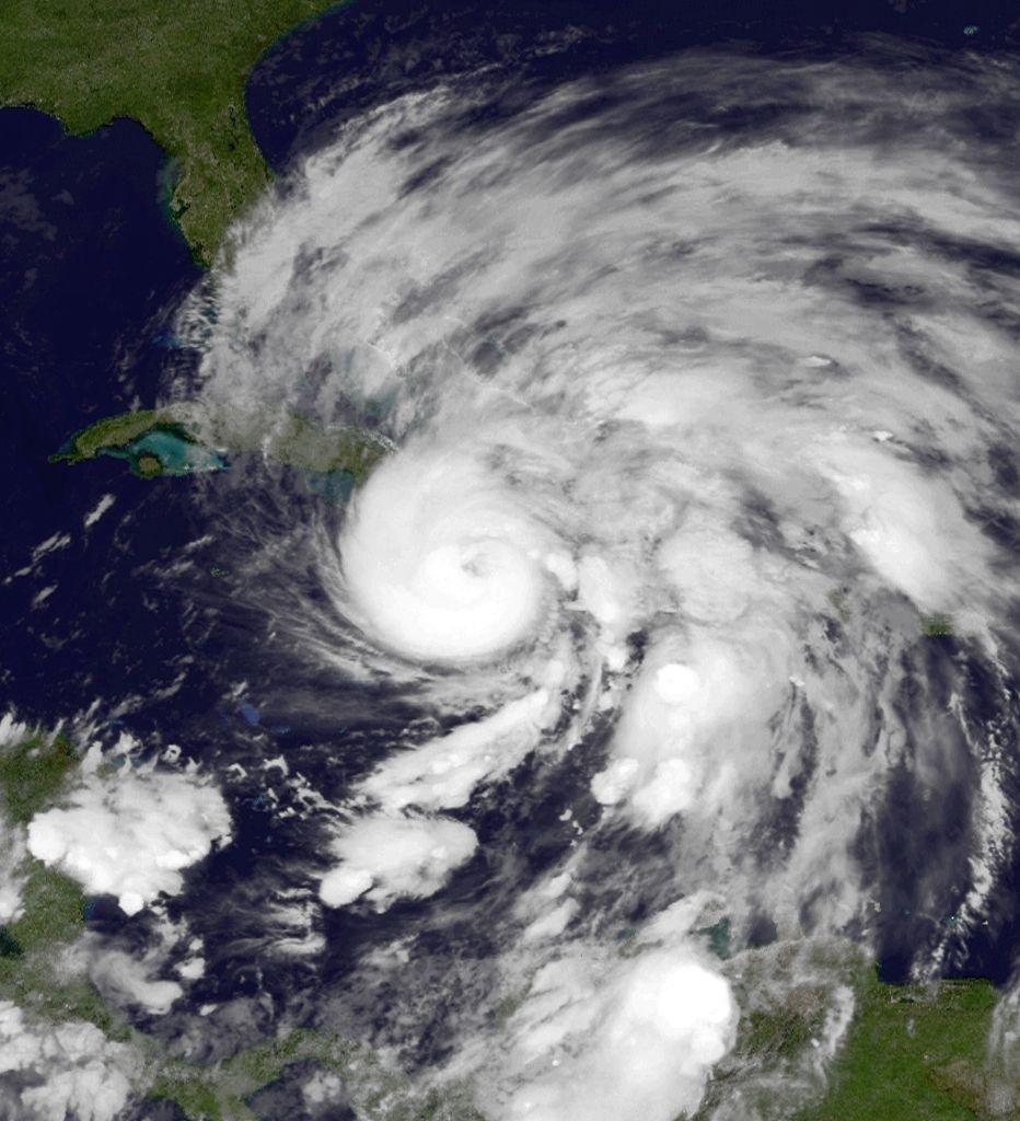 Hurricane Sandy. Photo: NASA