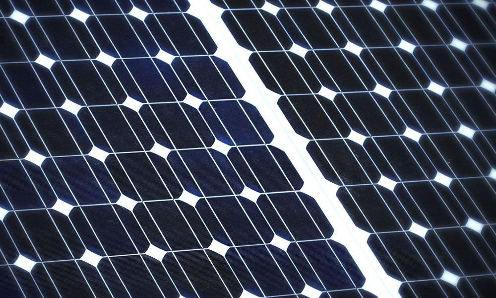 Solar panels. Photo: Petr Kratochvil