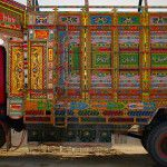 Truck in Pakistan