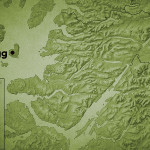 Eigg Island in Scotland. Image: Wikimedia.