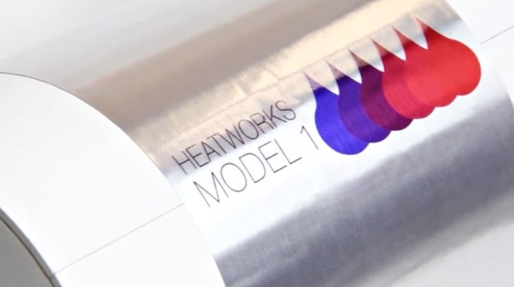 Heatworks Model 1. Image: ISI Technology.