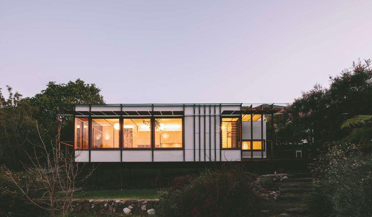 The Pod, Takt Studio for Architecture. Photo: Shantanu Starick.